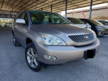 2006 TOYOTA HARRIER 240G PREMIUM L PACKAGE HARI RAYA PROMOTION