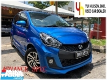 2015 PERODUA MYVI  1.5 ADVANCE FACELIFT (A) LEATHER SEAT
