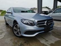 2017 MERCEDES-BENZ E-CLASS E200 AVANTGARDE BURMEISTER 4CAM PWR BOOT UNREG