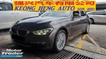 2013 BMW 3 SERIES 320i 2.0 Luxury (CKD Local Spec)