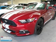 2018 FORD MUSTANG 2.3L ECOBOOST (MUSTANG KING SPECIALIST)
