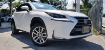2015 LEXUS NX NX200t LUXURY VERSION CLEARANCE SALES