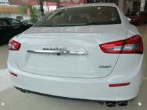 2015 MASERATI GHIBLI 3.0L Petrol GranLusso (MUST CALL ME FOR UNBELIEVABLE PRICE)