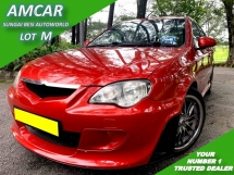 2005 PROTON GEN-2 1.6 H-LINE (A) LEATHER LOW PRICE SALE