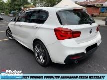 2018 BMW 1 SERIES 118Ii M-SPORT FACAELIFT LOCAL SPEC UNDER WARRANTY LOW MILEAGE ORIGINAL CONDITION