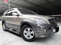 2007 NAZA SORENTO Naza Sorento 2.5 AT NOVUS SPEC TIPTOP CONDITION 1OWNER