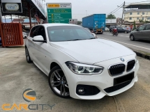 2017 BMW 1 SERIES 118I SPORT LOCAL FACELFIT UNDER WARRANTY UNTIL 2022 DEMO CAR UNIT