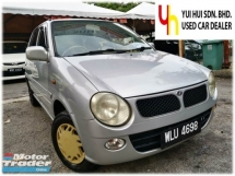 2004 PERODUA KANCIL 2004 Perodua KANCIL 850 EXS ENHANCED (M) OTR PRICE 1 OWNER