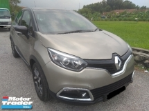 2016 RENAULT CAPTUR 1.2 (A) Push start,Reverse camera