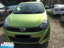 2014 PERODUA AXIA 1.0 G AT TRUE YEAR
