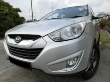 2012 HYUNDAI TUCSON 2.0 PREMIUM (A) F-LOAN / FULL SPEC / 1OWNER / WEEKEND CAR / LOW MILEAGE/ WELL MAINTAINED CAR