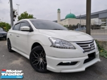 2014 NISSAN SYLPHY 1.8