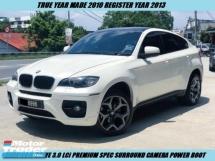 2010 BMW X6 XDRIVE 40D  LCi Premium Spec 360