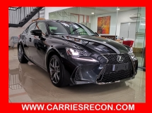 2017 LEXUS IS 200T FSPORTS JAPAN SPEC - UNREGISTERED - COME TO VIEW
