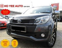 2015 TOYOTA RUSH 1.5 S (A) Facelift F/S/Record Mileage 29k !!!