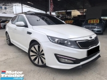 2014 KIA OPTIMA K5 2.0(A) KEYLEES SUNROOF PADDELSHIF LEATHER SEAT TIPTOP COND LIKE NEW
