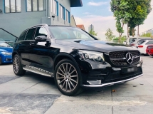 2016 MERCEDES-BENZ GLC 250 4MATIC AMG LINE FROM MERCEDES BENZ MY