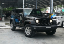 2014 JEEP WRANGLER Unlimited Sport Loaded