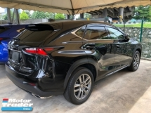 2014 LEXUS NX NX200 NX200t 2.0 Turbocharge 235hp Touch Pad Head Up Interface Sport Eco Drive Select Dynamic Radar Cruise Control Blind Spot Monitor Power Boot Intelligent LED Paddle Shift Bluetooth Connectivity Unreg