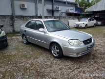 2005 HYUNDAI ACCENT 1.5 manual