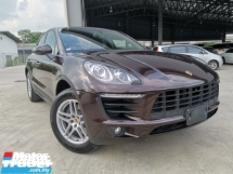 2016 PORSCHE MACAN 2.0 SPECIAL COLOR BROWN RAYA OFFER UNREG