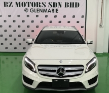 2014 MERCEDES-BENZ GLA 2014 MERCEDES BENZ GLA 180 AMG 1.6 TURBO UNREG JAPAN SPEC CAR SELLING PRICE ONLY RM 153,000.00