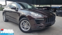 2016 PORSCHE MACAN 2016 Porsche Macan 2.0 Japan Spec Power Boot Unregister for sale