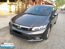 2013 HONDA CIVIC 1.8S High Speck