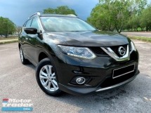 2015 NISSAN X-TRAIL 2.0 (A) 2WD 360 CAMERA FULL SERVICE RECORD
