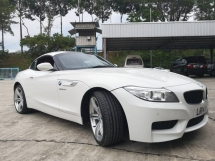 2014 BMW Z4 S 2.0 (A) Twin Turbo 8 Speed MSport RAYA OFFER!