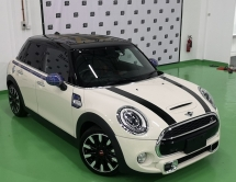 2014 MINI 5 DOOR 2014 MINI COOPER S 2.0A TWIN TURBO 4 DOOR JAPAN SPEC CAR SELLING PRICE ONLY ( RM 145,000.00 NEGO )