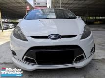 2012 FORD FIESTA Ford Fiesta 1.6 AT XTR S SPEC SPORT 1 OWNER