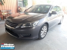 2014 HONDA ACCORD 2.0 VTI-L(Full Speck) OFFER RAYA SAHAJA!!!