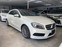 2014 MERCEDES-BENZ A-CLASS A180 AMG SPORT ** PANORAMIC ROOF / RARE SPEC ** FREE 4 YEAR WARRANTY ** OFFER OFFER