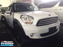 2014 MINI Cooper COUNTRYMAN 1.6 UNREGISTER.TRUE YEAR MADE CAN PROVE.JAPAN.XENON LAMP.DVD.SPORT RIM N ETC.FREE WARRANTY N MANY GIFTS