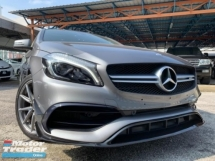 2016 MERCEDES-BENZ A45  2.0 AMG 4MATIC PREMIUM