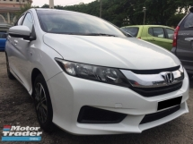 2015 HONDA CITY 1.5 S PLUS IVTEC