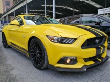 2016 FORD MUSTANG GT 5.0 Coupe (Borla Exhaust and CMST Bodykit)