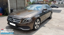 2016 MERCEDES-BENZ E-CLASS E250 CGI (A) AVANTGARDE MODEL, REG 2017, ONE DIRECTOR OWNER, FULL SERVICE RECORD, LOW MILEAGE DONE 28K KM, UNDER WARRANTY UNTIL MARCH 2021