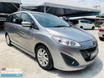 2012 MAZDA 5 1 OWNER DVD REV/CAM TOUCH SCREEN SUNROOF