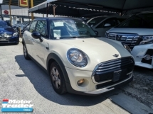 2016 MINI Cooper 1.5 TURBO 4 DOOR JAPAN SPEC UNREG