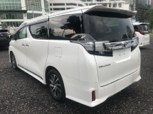 2015 TOYOTA VELLFIRE 2.5 ZA Edition MUST VIEW UNIT LOWEST PRICE IN TOWN HARI RAYA PROMOTION