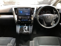 2015 TOYOTA ALPHARD 2.5 S A Edition BEST IN TOWN PROMOTION GUARANTEE LOWEST PRICE