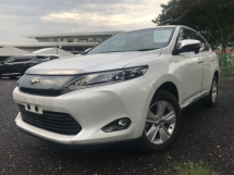 2014 TOYOTA HARRIER 2.0 ELEGANCE RED INTERIOR MUST VIEW UNIT LOWEST PRICE IN TOWN CALL ME FOR THE BEST DEAL