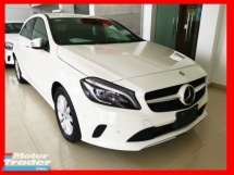 2017 MERCEDES-BENZ A-CLASS A180 SE - UNREGISTERED - BEST DEAL IN TOWN
