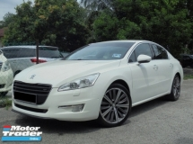 2012 PEUGEOT 508 2.2 GT Sedan 6Speed Turbo Diesel Keyless PushStart TipTOP LikeNEW