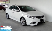 2012 NAZA FORTE 1.6 SX 6-Speed High Spec Facelfit