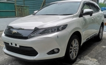2016 TOYOTA HARRIER 2016 TOYOTA PREMIUM 2.0A ORIGINAL FROM JAPAN UNREG CAR SELLING PRICE ONLY ( RM 168,000.00 NEGO )