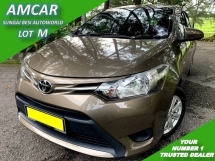 2014 TOYOTA VIOS 1.5 (AT) FULL SERVICE 60K KM DIRECT OWNER