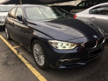 2013 BMW 3 SERIES 320I Full Service Record Actual Year Make